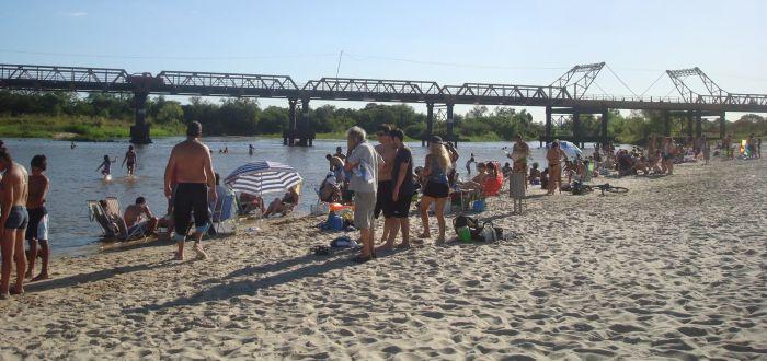 Dos ahogados en Corrientes en medio de la ola de calor