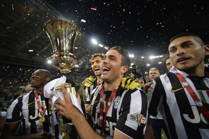 """Resultado de imagen para Juventus se consagró campeón de la Copa Italia y sueña con la """"Triple Corona"""""""